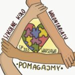 zdjęcie przedstawiające Logo Szkolnego Koła Wolontariatu